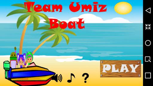 Umizoomi Boat