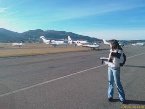 Photo: A lot of planes in Bern http://www.swiss-flight.net