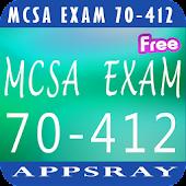 MCSA 70-412 Exam Preparation