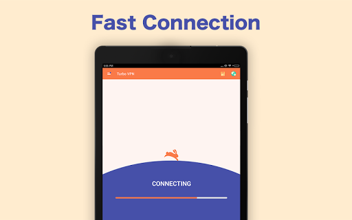 Turbo VPN – Unlimited Free VPN screenshot 5
