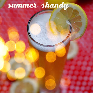 Summer Shandy Recipe