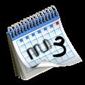 Kalender hijriyah  jawa icon
