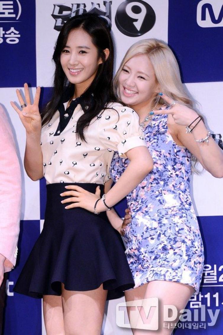 hyoyeon yuri 1