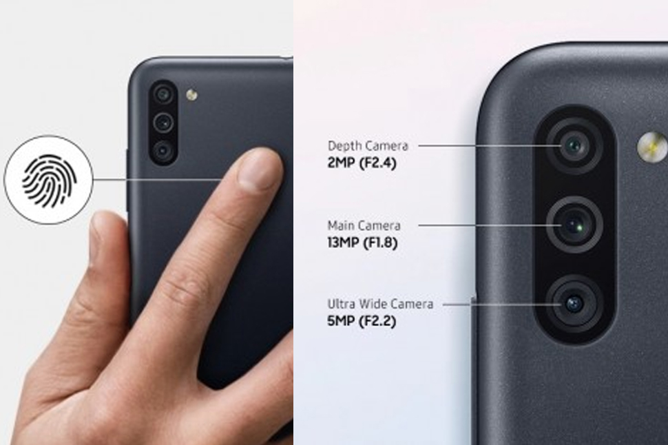 Galaxy M11 Camera Specification