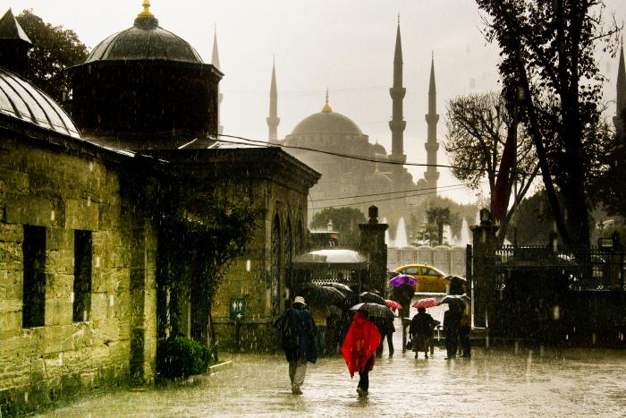 Rosso a Istanbul di tolmino