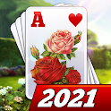 Solitales: Garden & Solitaire Card Game in One icon