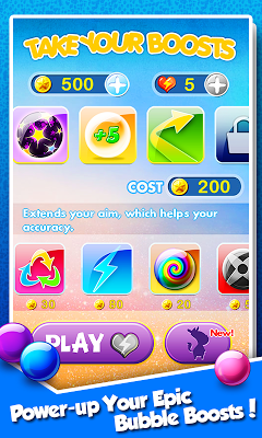 Bubble King: Carnival Cruise - screenshot