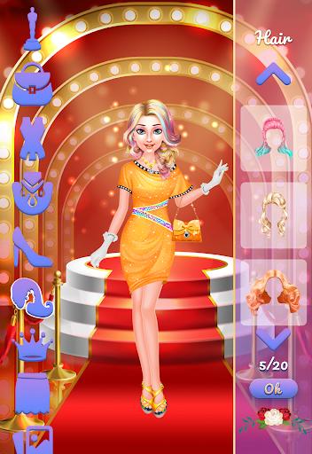 Best Actress 2020 : Celebrity Dress up Award Show apkpoly screenshots 4
