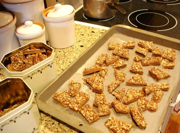 Southern Toffee Candy Recipe