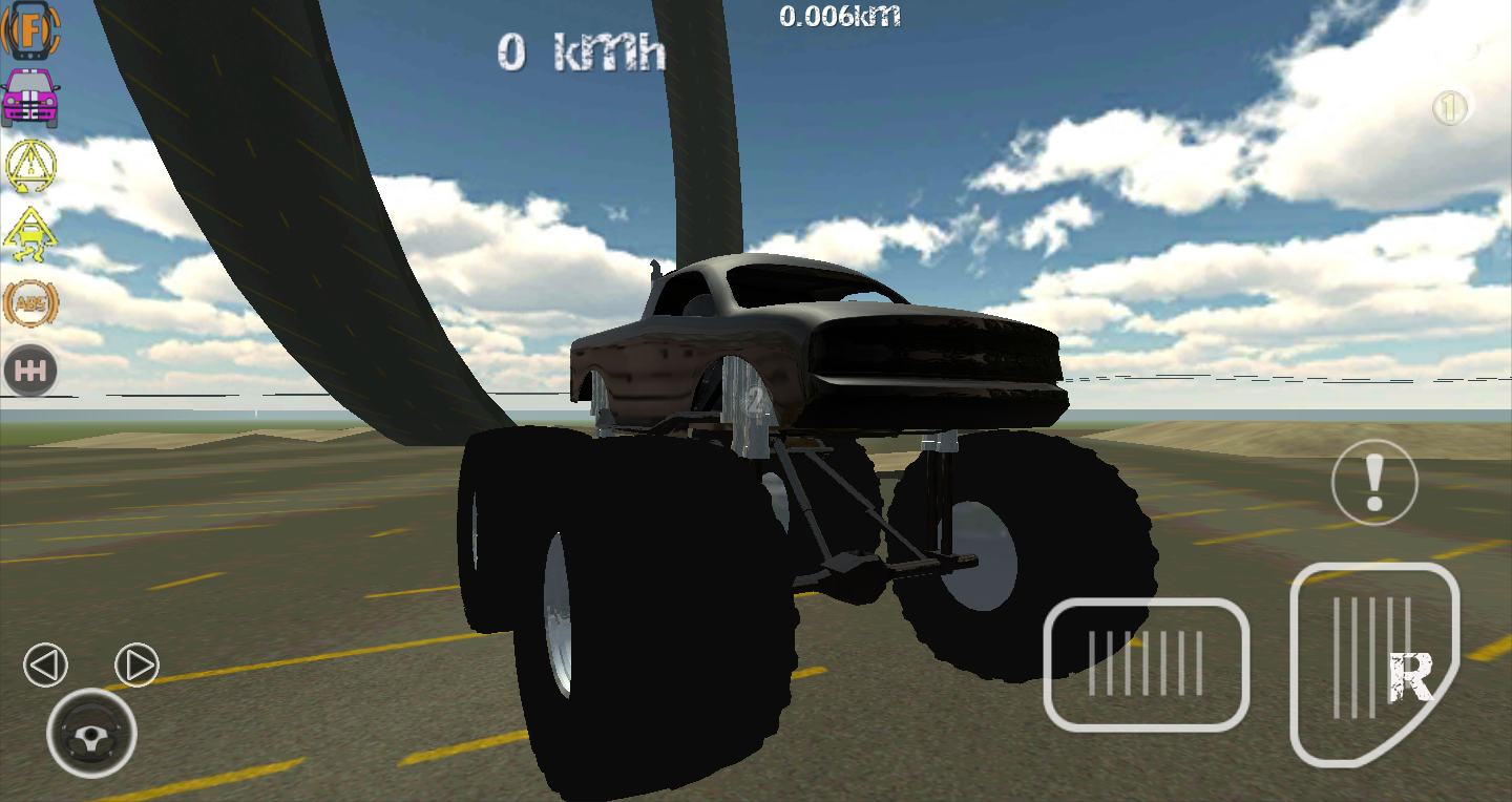 monster truck driver 3d android apps on google play