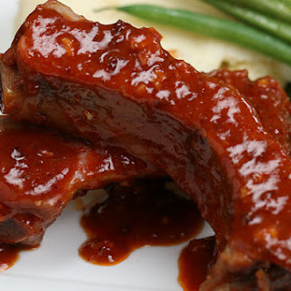 1. Spicy Slow Cooker BBQ