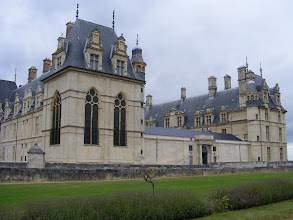 Photo: And a final look at the Château completes the day's travels.