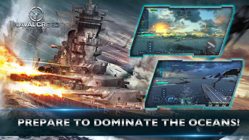 Naval Creed:Warships apkpoly screenshots 5