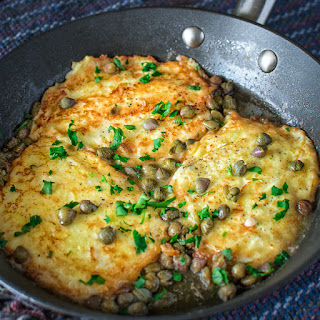 Cheese Piccata