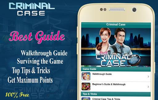 Ref.Guide for Criminal Case