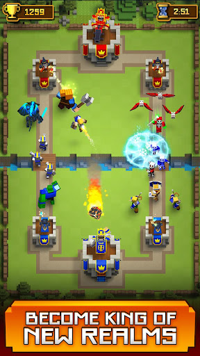 Royale Clans - Clash of War