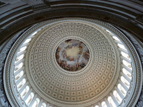 Photo: Ascension of Geroge Washington.