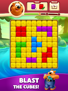Toon Blast Mod Apk 7567 (Unlimited Lives/Coins/Boosters) 8