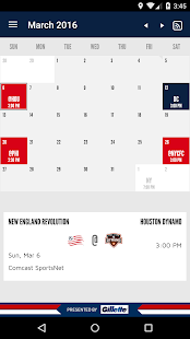New England Revolution- screenshot thumbnail