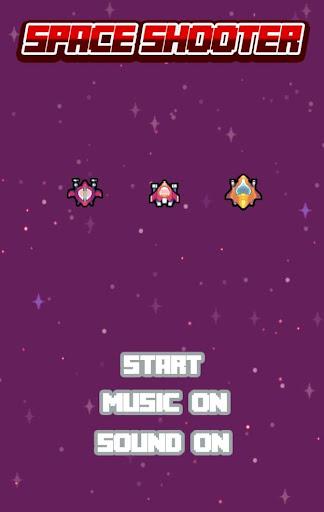 Space Shooter 1.1.0.0 screenshots 1