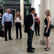 Photo: Reception for Holly Van Hart's 'Possibilities Abound' solo exhibition at the Triton Museum of Art, December 12, 2014.Many thanks to the photographers . . . DeWitt Cheng, Marie Cameron, Mark Evans, Janice Zucker, Ron Dell'Aquila, and other friends.