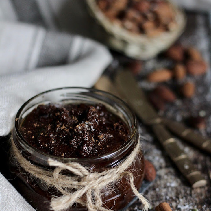 Cocoa Nut Butter with Christmas Spice