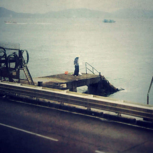 Hong Kong, Fisherman, 香港, 漁民
