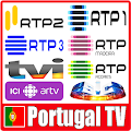Portugal TV : Direct and Replay 2019 APK