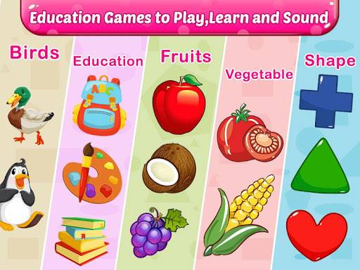 Baby Games: Toddler Games for Free 2-5 Year Olds modavailable screenshots 8