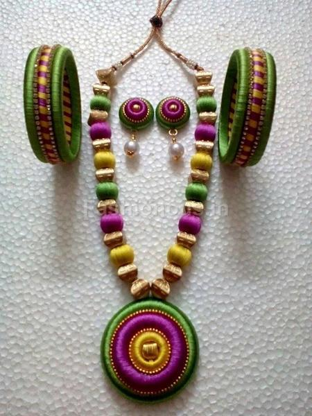 silk thread jewelry android apps on google play