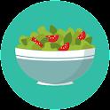 サラダのレシピ icon