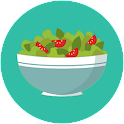 沙拉食谱 icon
