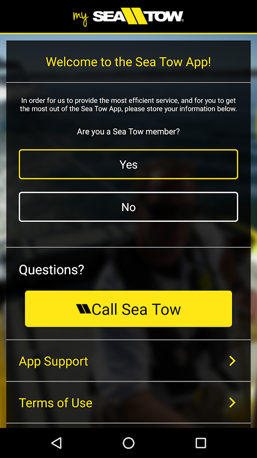 Sea Tow- screenshot