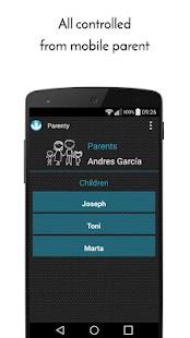 Parenty Parental Control screenshot