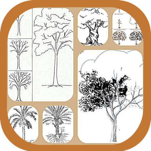 Learn to Draw Trees 教育 App LOGO-硬是要APP