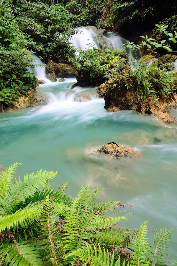 Flow by Erdianto Mang - Landscapes Waterscapes
