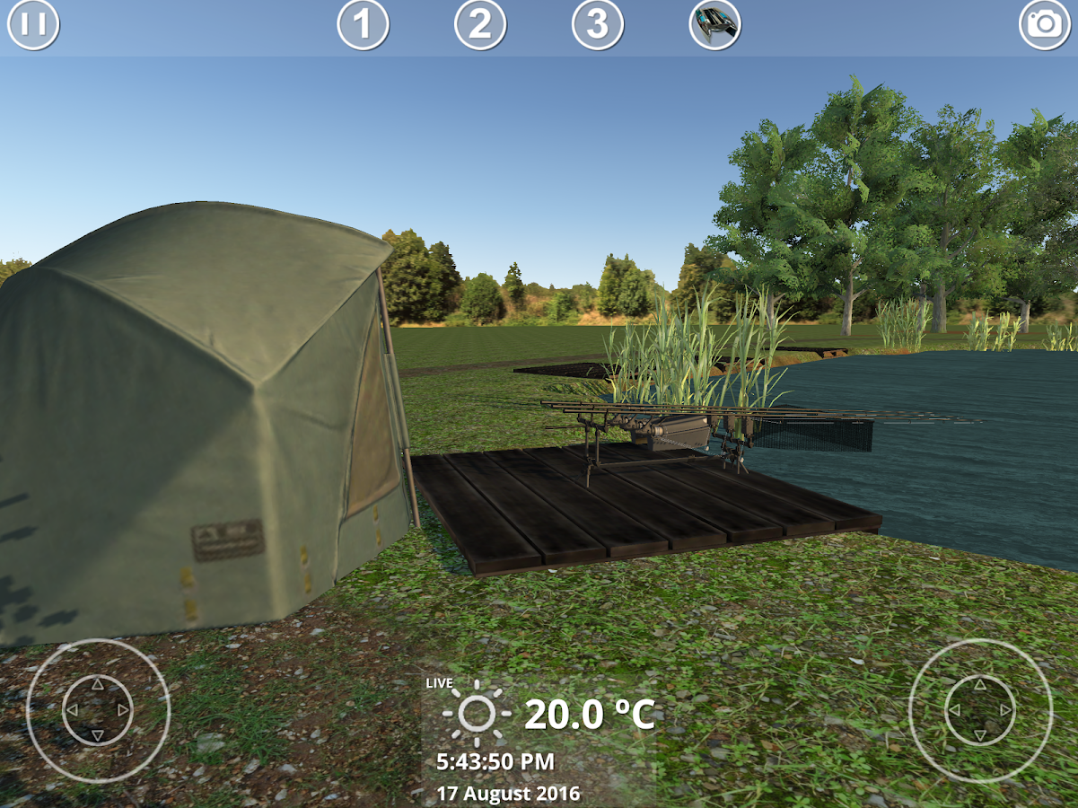 Carp Fishing Simulator Android Apps On Google Play