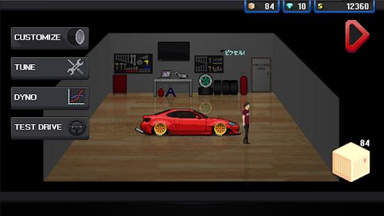 Pixel Car Racer 1.0.5 (Full) APK