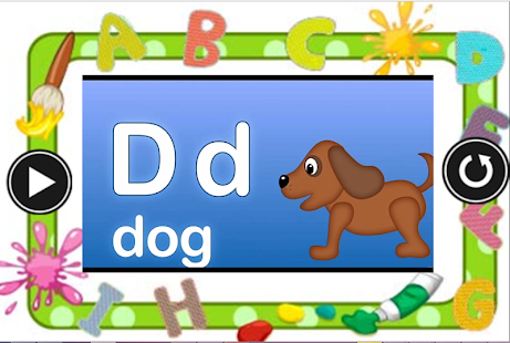 abc alphabet phonic sound - rhymes for kids - náhled