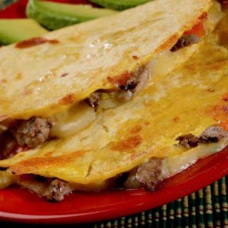 Carne Asada Quesadilla Recipe