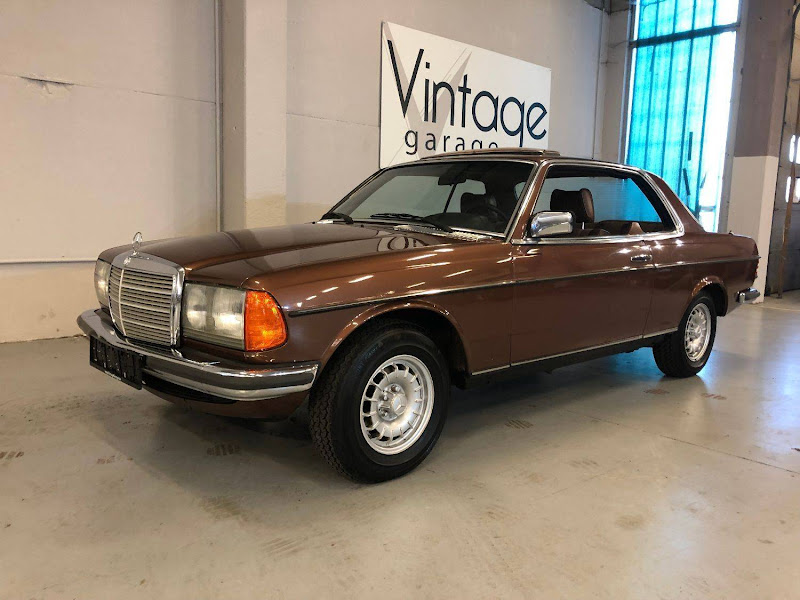 Mercedes 230C - 1978 - 9 250 €