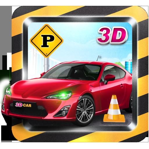 模拟の市駐車場 LOGO-記事Game