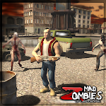 Mad Zombies Open World Icon