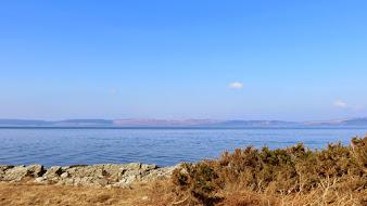 Lochranza shore