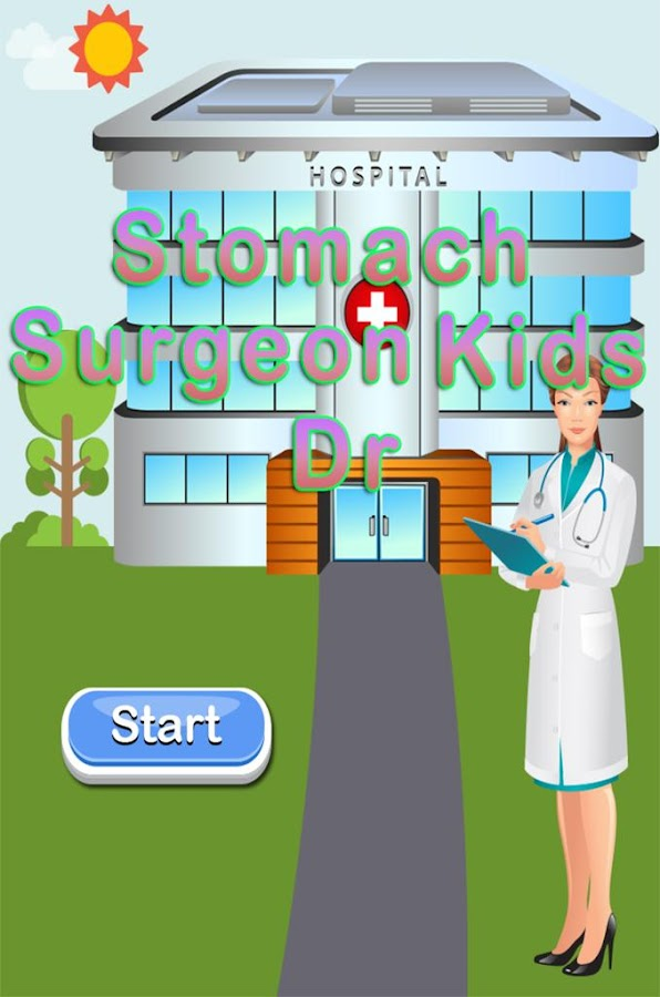 Stomach Surgeon Kids Dr- screenshot