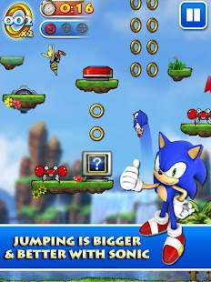 Sonic Jump Screenshot 7