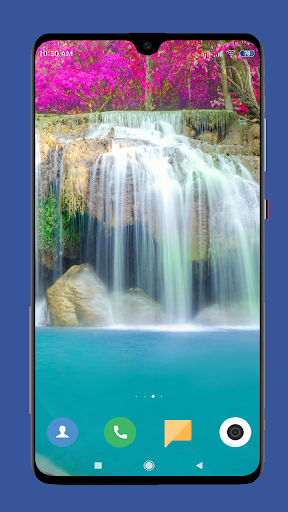 Waterfall Wallpaper HD 1.04 screenshots 4