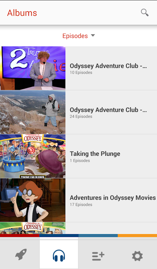 Adventures In Odyssey Club Android Apps On Google Play