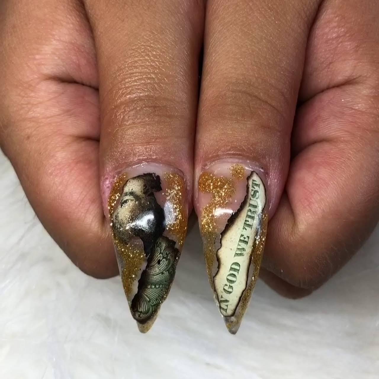 Grand LV Nails & Spa - Nail Salon in Mississauga
