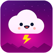Weather forecast app - Widget & Clock